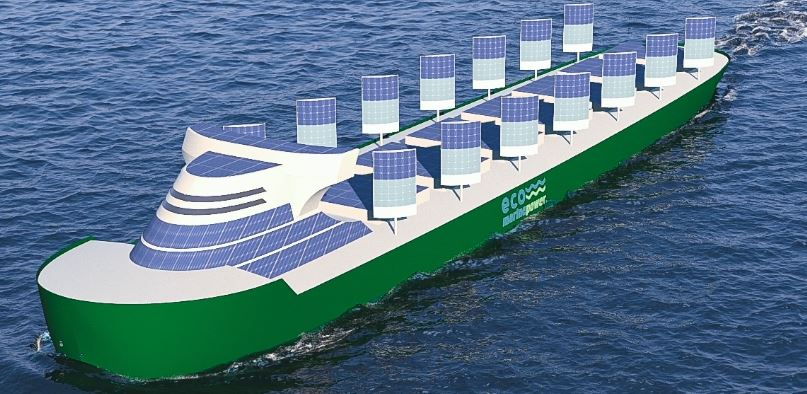 Impression of Aquarius Eco Ship (Bulker)