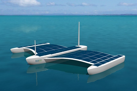 Aquarius USV by Eco Marine Power